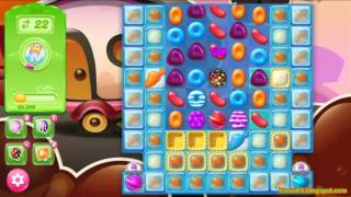 Candy Crush Jelly Saga Level 394 (No boosters)