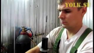 видео Ремонт пневмоподвески