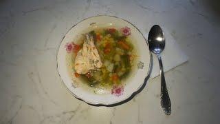 Вкуснейший овощной суп Delicious vegetable soup