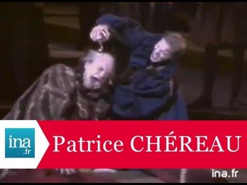"""Patrice Chéreau présente """"Hamlet"""" au festival d'Avignon"""