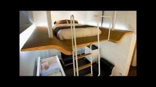 видео Необходимая мебель для спальни