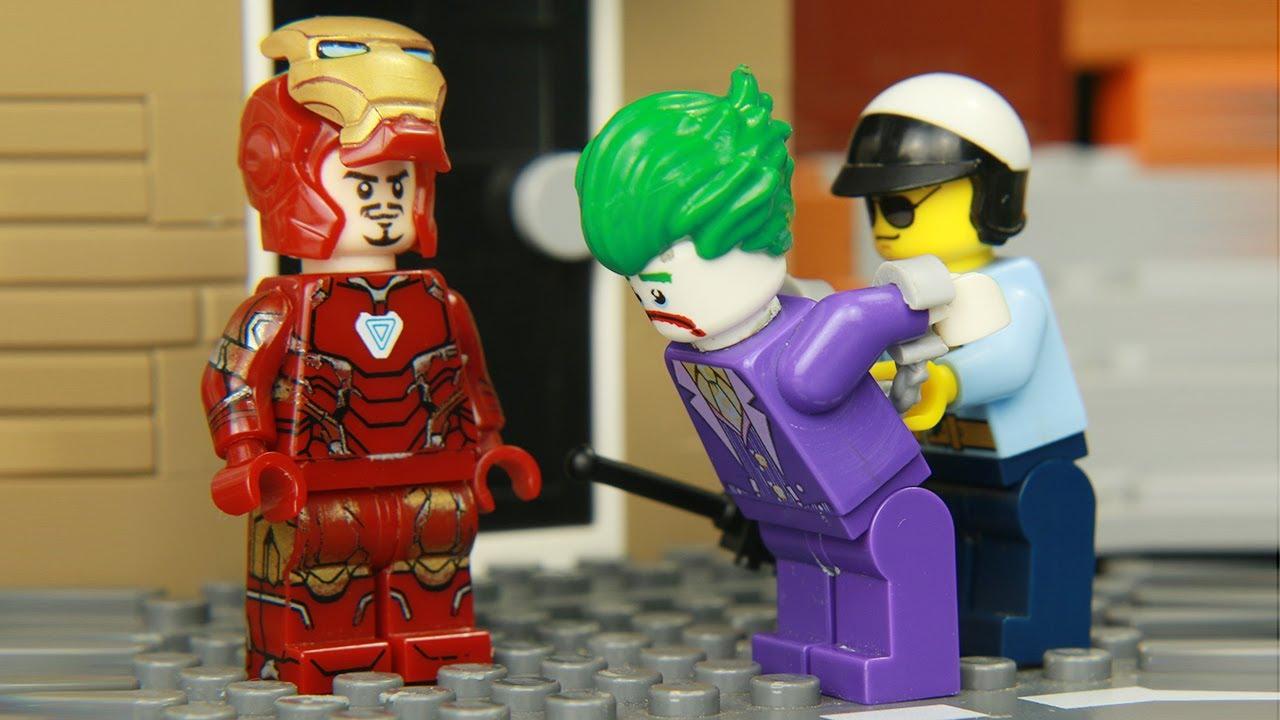 LEGO Superhero Avengers vs Villain INFINITY Stone Time Stone