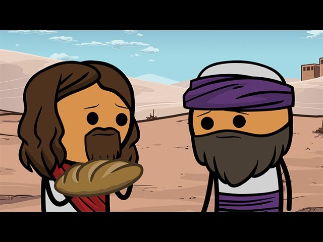 Take This - Cyanide & Happiness Shorts