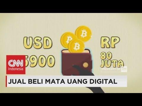 harga mata uang digital