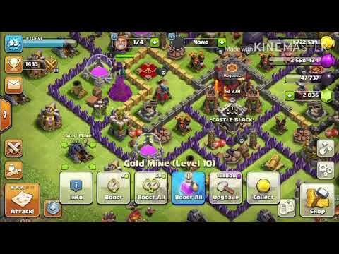 Clash Of Clans | How To Boost Fast Your Collectors | Resource Potion | Just Watch & Learn