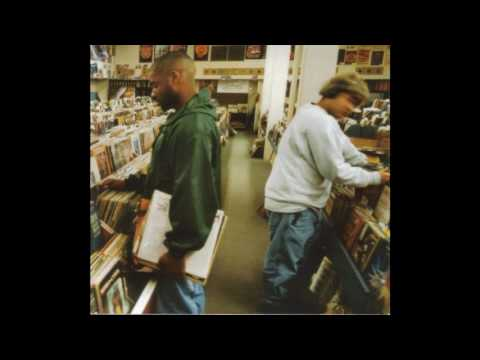 DJ Shadow - Endtroducing... (1996-2005) (2xCD Deluxe Full Album)