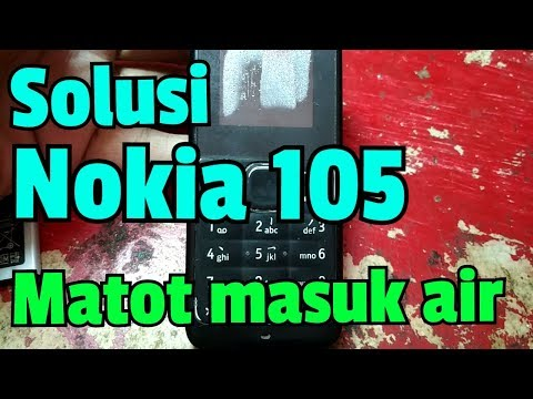 cara-perbaiki-nokia-105-masuk-air-(dead-solution)
