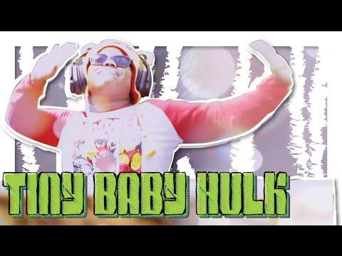Roast Yourself Challenge | Tiny Baby Hulk...