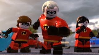 LEGO The Incredibles Gameplay (PC HD) [1080p60FPS]