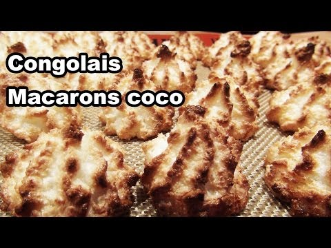 recette-de-congolais-ou-macarons-coco---recette-facile---dessert---albarock