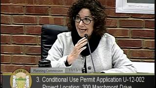 PLANNING COMMISSION MEETING  /  NOVEMBER 13, 2019