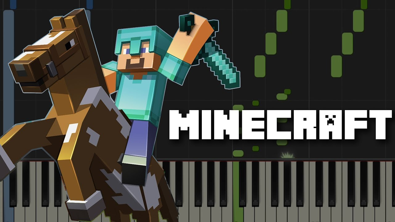 Minecraft - Sweden | Piano Tutorial & Sheet Music