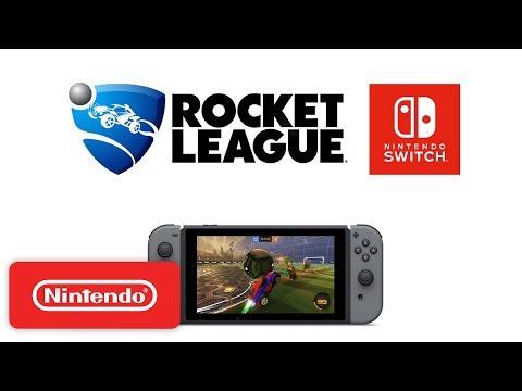 Rocket League Launch Trailer - Nintendo Switch