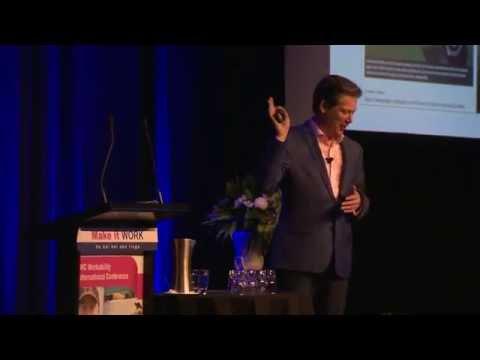 Steve Shepherd - IHC Workability International Conference 'Make it Work'