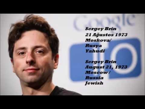 Who is Sergey Brin, Sergey Brin Kimdir