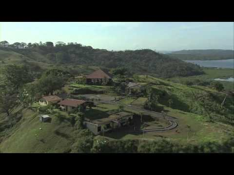 Helicopter Video Of Paradise Fishing Lodge