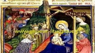 """Psaume 97 """"Chantez au Seigneur un chant nouveau"""" Texte: AELF/ Musique: François Londeix"""