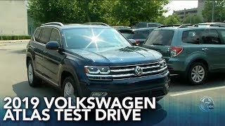 Check out a tour and test drive of the all-new VW Atlas