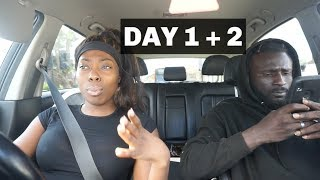 HE CAN39T TAKE THE HEAT LMAO - VLOGTOBER DAY 12