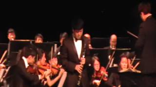 Haydn Oboe Concerto in C major (Allegro Spirituoso) - KAMSA2012