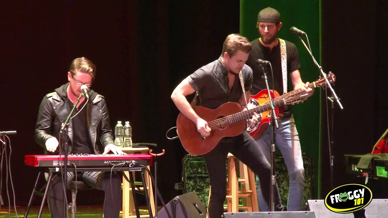 Hunter Hayes Guitars and Stars 11 Nov. 10, 2015 - YouTube