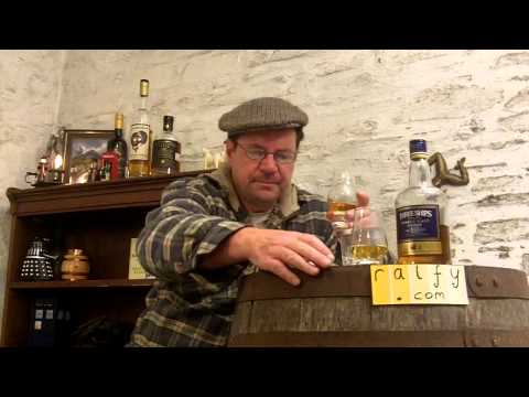whisky review 299 - Three Ships 10yo African Malt Whisky