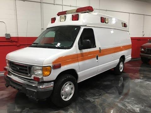 RTS 2005 E350 Medtec :Used Type 2 Ambulance SOLD: