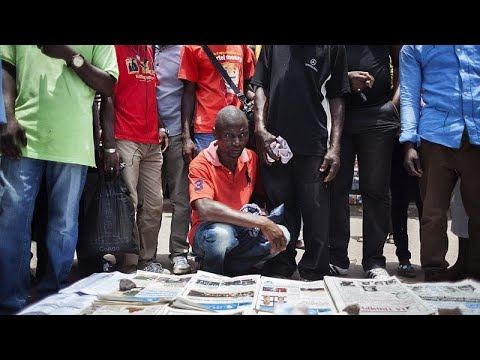 The long march to freedom of expression in the Republic of Congo
