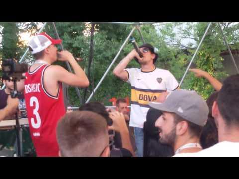 Oliver Green Boro Boro live Torino Summer festival 3