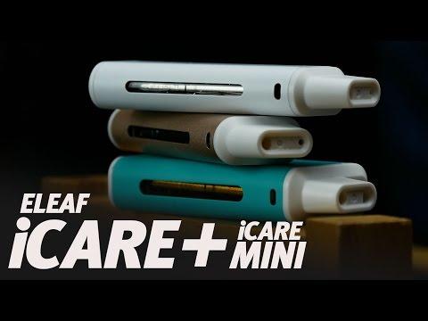 iCare и iCare mini от Eleaf | Обзор
