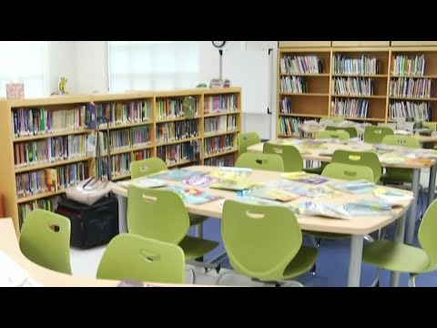 New improvements at Christiansburg elementary school