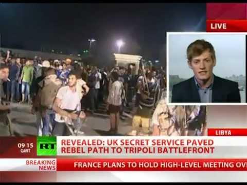 Battle of Tripoli: British MI6 Behind Rebel Attack?