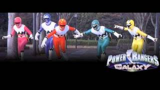 power ranger lost galaxy theme song