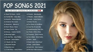 Top Hits 2021 ☘️ New Popular Songs 2021 ☘️ New Songs 2021( Latest English Songs 2021 )