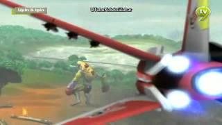 Upin Ipin Ultraman Ribut bahagian 1