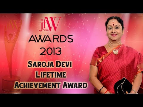 Tamil People and MGR will never be forgotten | Saroja Devi |