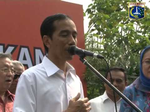 26 Jun 2013 Gub Bpk. Jokowi Kunjungan ke Pameran Monorail di Monas bersama DPRD