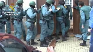 القبض على عصابة لتهريب الحشيش بين المغرب وإسبانيا