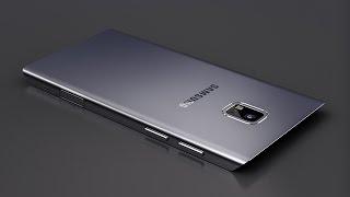 تسريب شكل ومواصفات هاتف سامسونج Galaxy S7