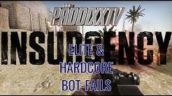 INSURGENCY #6: Eite/Hardcore BOT Fails -Ausschnitt- (Englisch) - PäddixxTV