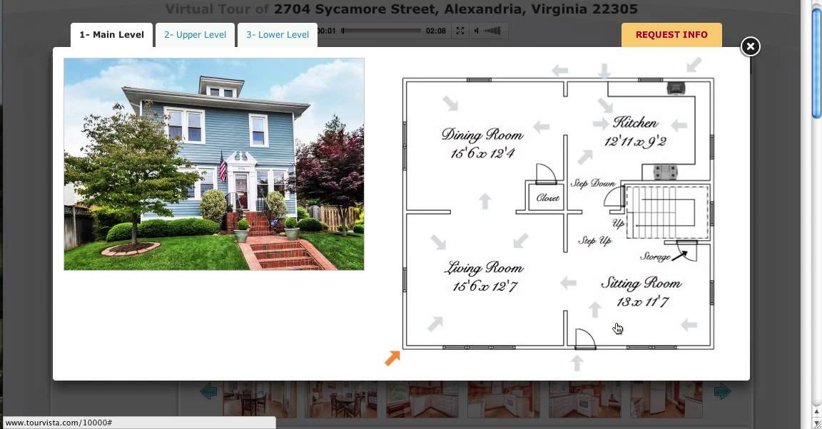 TourVista Now Showing Even Larger Interactive Floor Plans