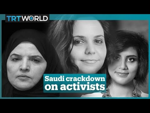 Saudi Arabia arrests activists who campaigned for 'right to drive'