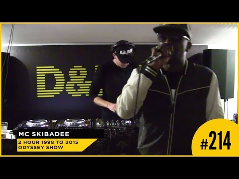 D&BTV Live #214 The Prototypes present Odyssey - Skibadee Pt.2