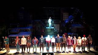 """I'll Cover You (Reprise)"" from RENT performed by Jared Dixon"