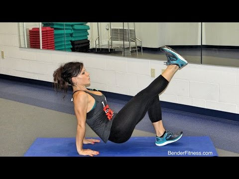 20 Minute Boot Camp: Full Body Workout (No Equipment)