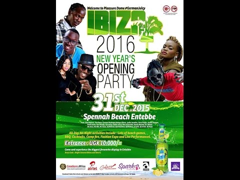 Creations Africa Ibiza New years Opening Party TVC{english} 2015