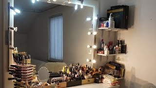 My Makeup Collection/Moja kolekcija šminke 2017 ❤ SabrinaTubic