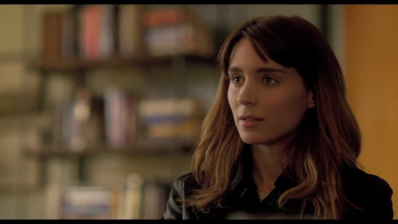 Rooney mara nude the girl with the dragon tattoo 2011 - 5 3