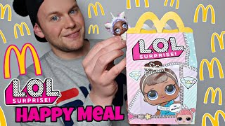 LOL SURPRISE HAPPY MEAL !!!
