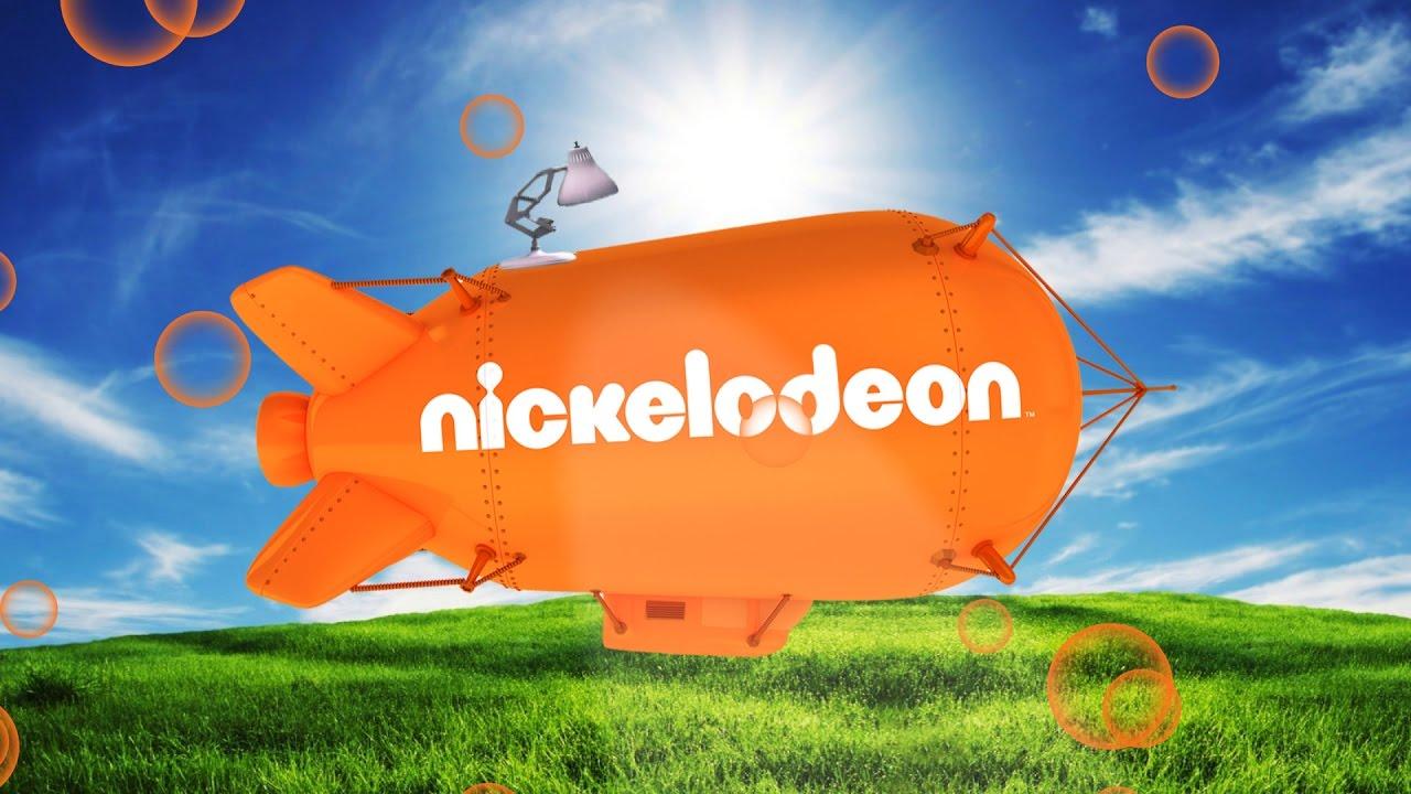 625 Nickelodeon In Hot Air Balloon Spoof Pixar Lamp Luxo